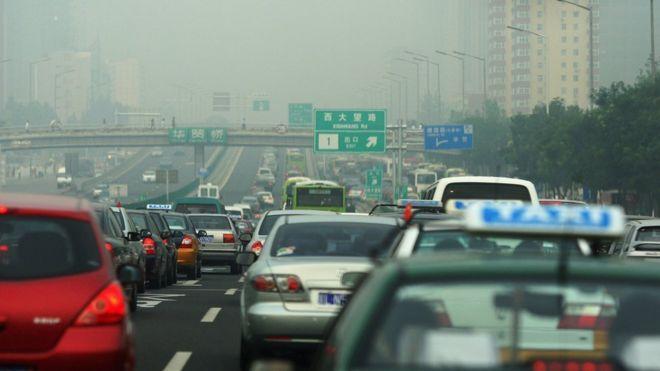 Çin'de benzinli ve dizel araçların yasaklanması gündemde