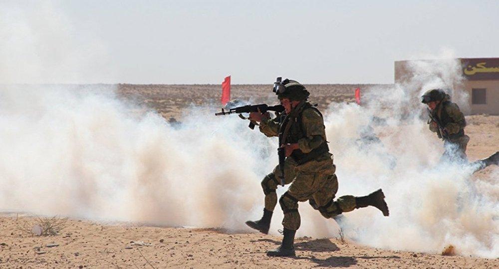 Rusya-Mısır ortak askeri tatbikatı başladı