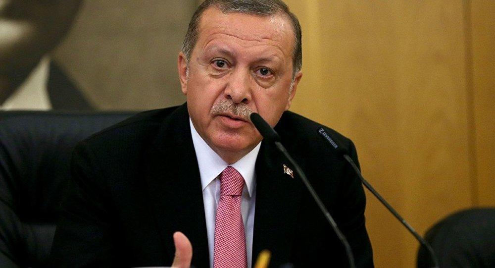 Erdoğan: S-400'lerin kaporasını verdik