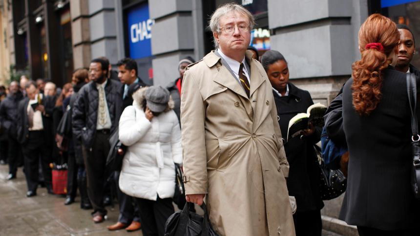 Amerikalıların banka hesapları boş