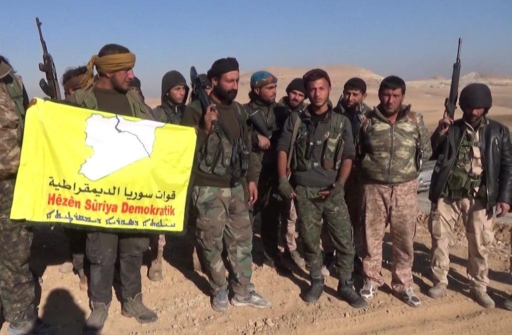 Esed'in danışmanı: ABD destekli PKK militanlarıyla savaşacağız