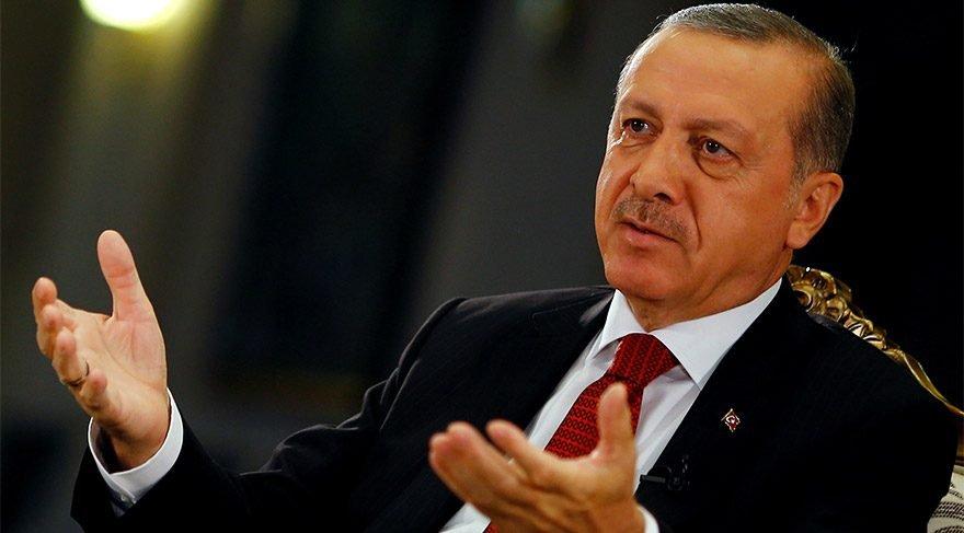 Erdoğan gündemi değerlendirdi: Bedelli askerlik, TEOG, Afrin'e olası harekat