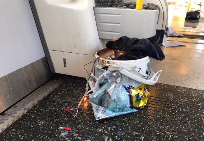 Londra metrosundaki patlamayı IŞİD üstlendi