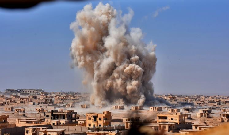 Deyr ez Zor 'sessizce katlediliyor': Son üç günde 190 sivil öldü