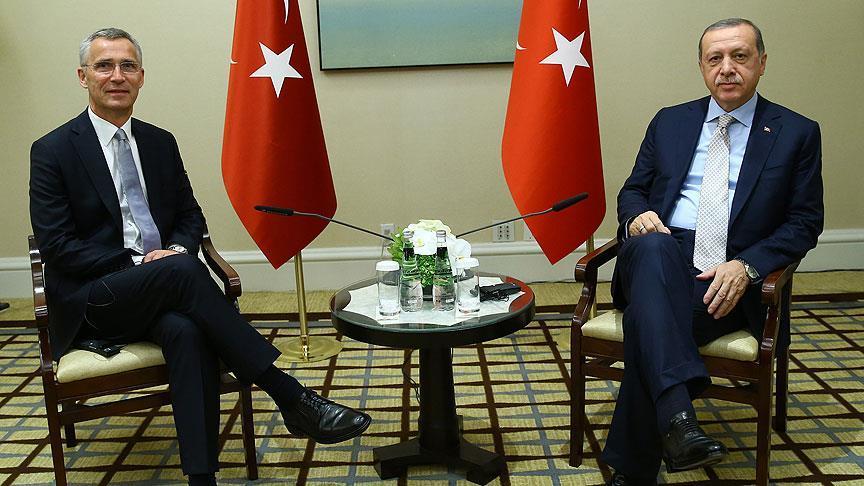 Cumhurbaşkanı Erdoğan'ın ABD ziyareti devam ediyor