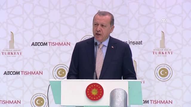 Erdoğan: Dünya BM'nin kurulduğu dönemdeki dünya değil
