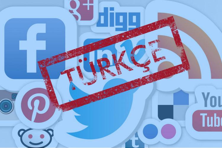Sosyal medya için 'Türkçe rehberi' hazırlanacak