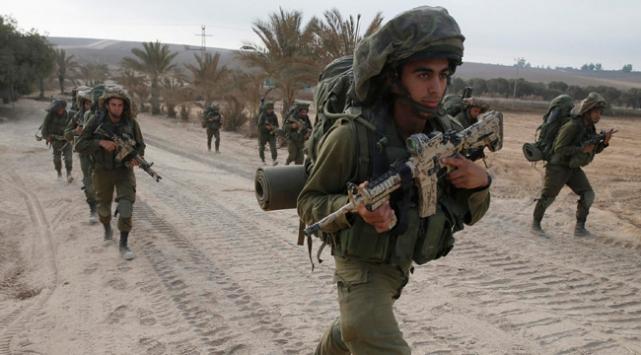 Filistin'de 3 İsrail askeri öldürüldü