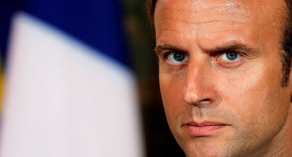 Macron'un görevi Avrupa Birliği'ni ayakta tutmak