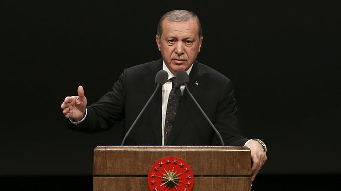 Erdoğan'dan Barzani'ye tehdit: Yiyecek bulamayacaklar