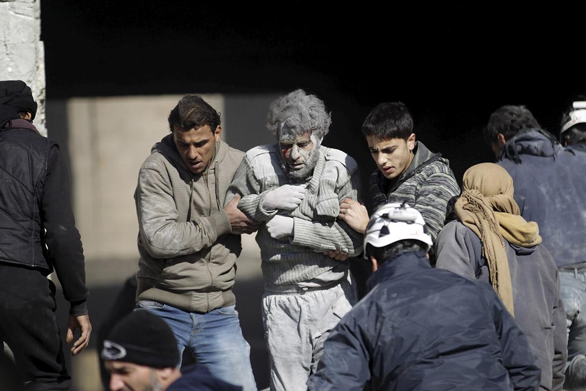 Astana sonrası Rusya'dan 600'e yakın hava saldırısı: Hedef sivil halk