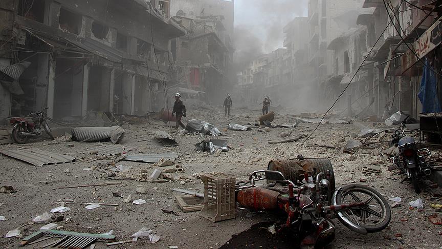 """""""Çölde hayata tutunmaya çalışan 80 sivili öldürdüler"""""""