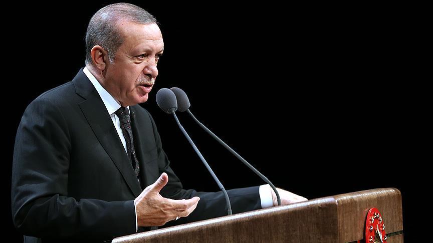 Erdoğan'dan Barzani'ye 'neyin eksik' çıkışı: Rahat dur, otur oturduğun yerde