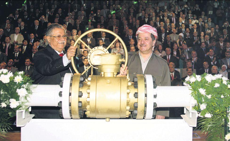 Barzani yönetimi: Türkiye akışı durdurursa petrolü Suriye üzerinden satabiliriz