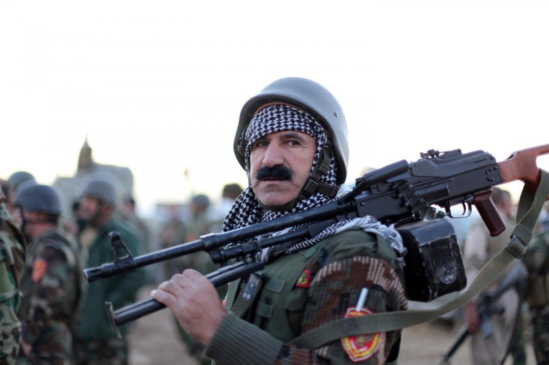 Türk ordusunun peşmergeye verdiği eğitim durduruldu