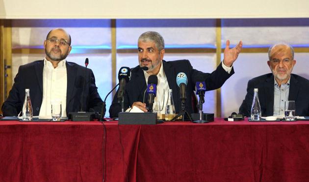 Hamas'tan Fetih Hareketi mensuplarına af