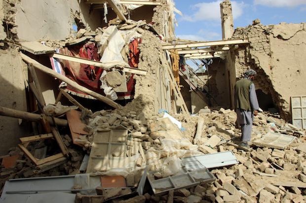 Afganistan'da ABD destekli güçler sivilleri hedef aldı: Ölü ve yaralılar var