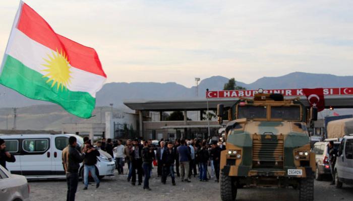 Erbil yönetimi: Sınır kapıları kontrolümüzde