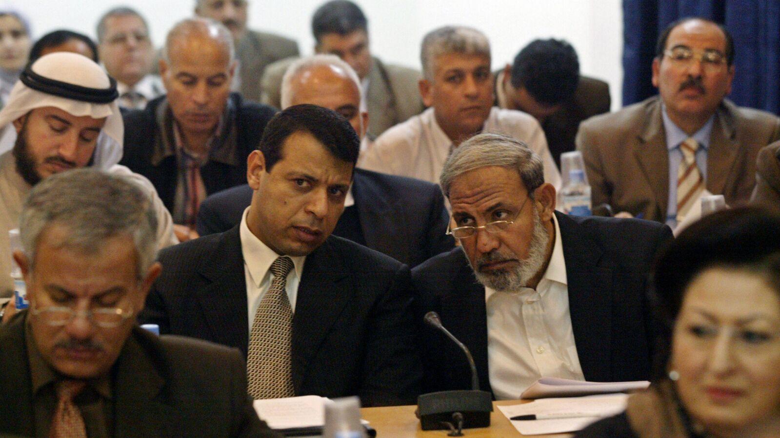 """Hamas, Dahlan'ın acı reçetesine """"evet"""" dedi"""