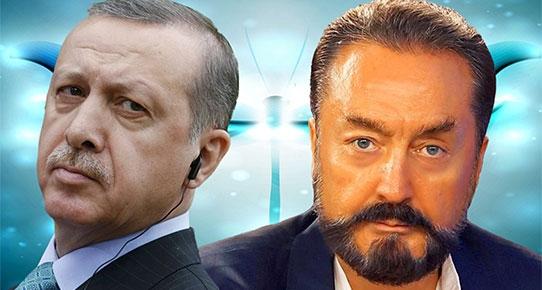 """""""Erdoğan, Adnan Oktar'ın dosyasını istedi"""""""