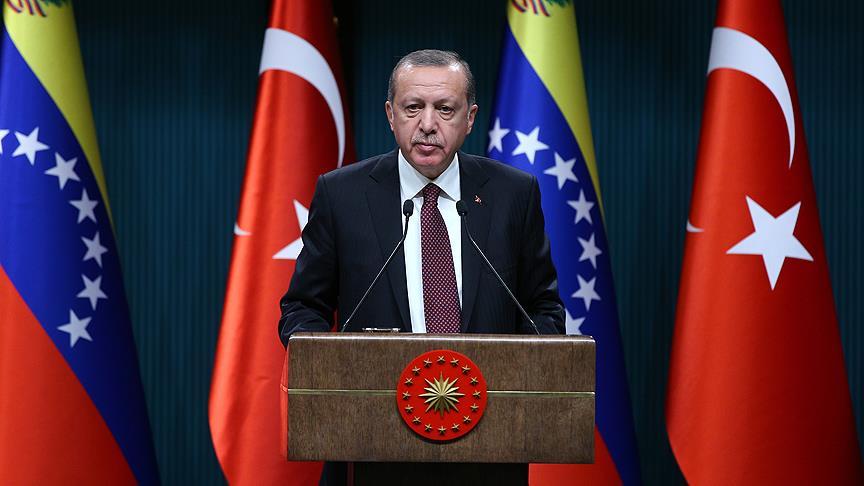 Erdoğan ve Maduro görüşmesinin ayrıntıları neler?