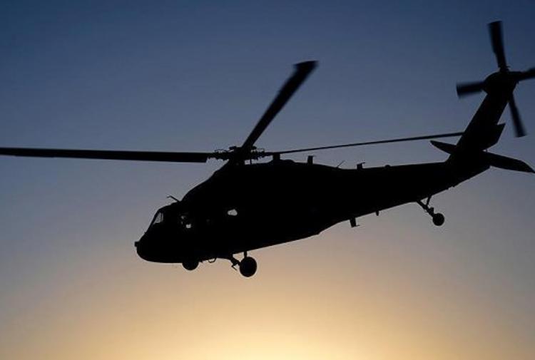 Meksika'da askeri helikopter düştü: 7 ölü