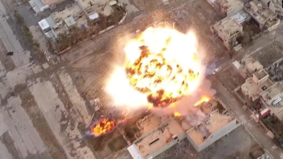 IŞİD'ten bir ayda 76 canlı bomba saldırısı