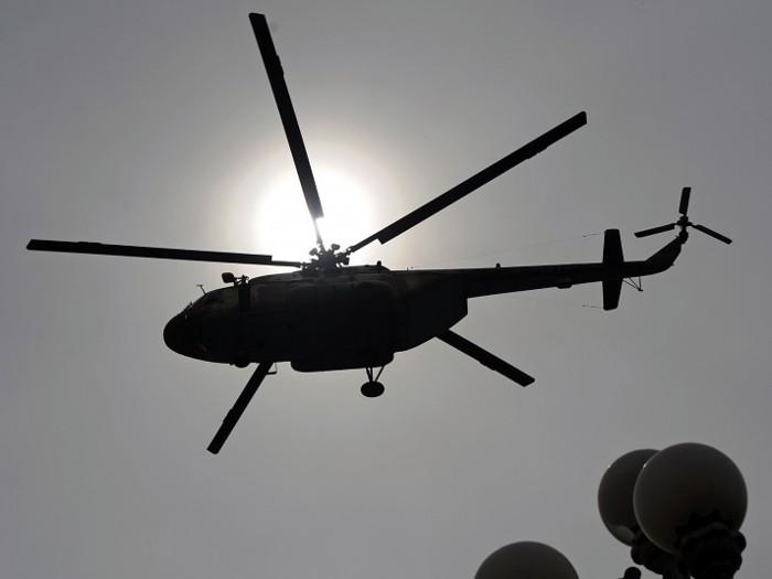 IŞİD: ABD'ye ait 2 helikopter düştü 8 ABD askeri öldü