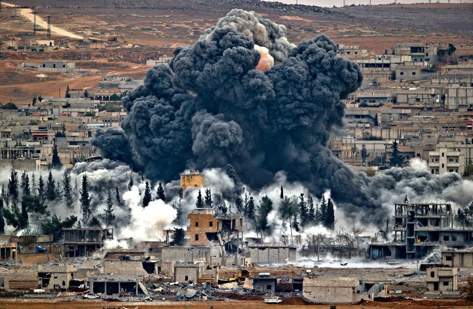 ABD'nin İslam coğrafyası ile savaşı: 4 yılda 100 bin bomba