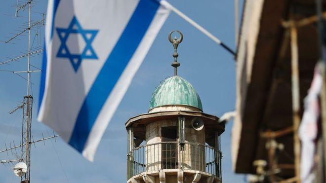 İsrail'den Filistin köyüne ezan yasağı