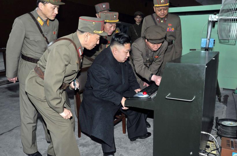 'Kuzey Koreli hackerlar ABD'nin savaş planlarını çaldı'