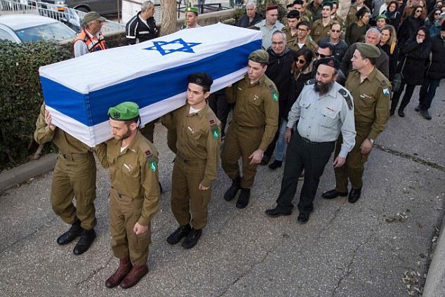 İsrail ordusu intihar etmeye başladı