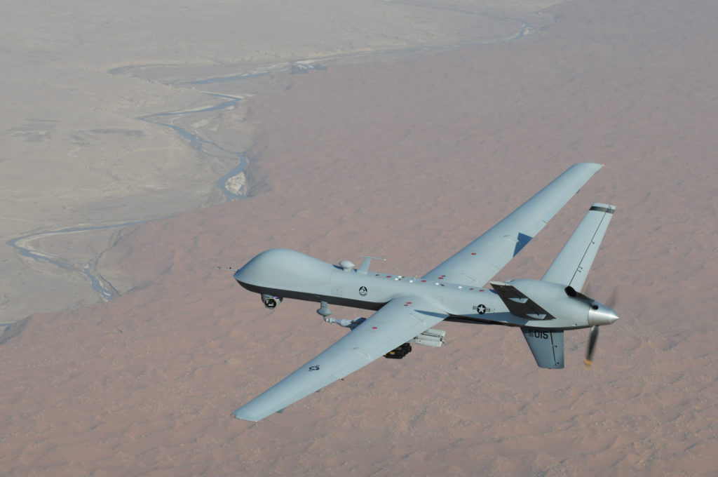 HTŞ komutanına İdlib'te drone saldırısı
