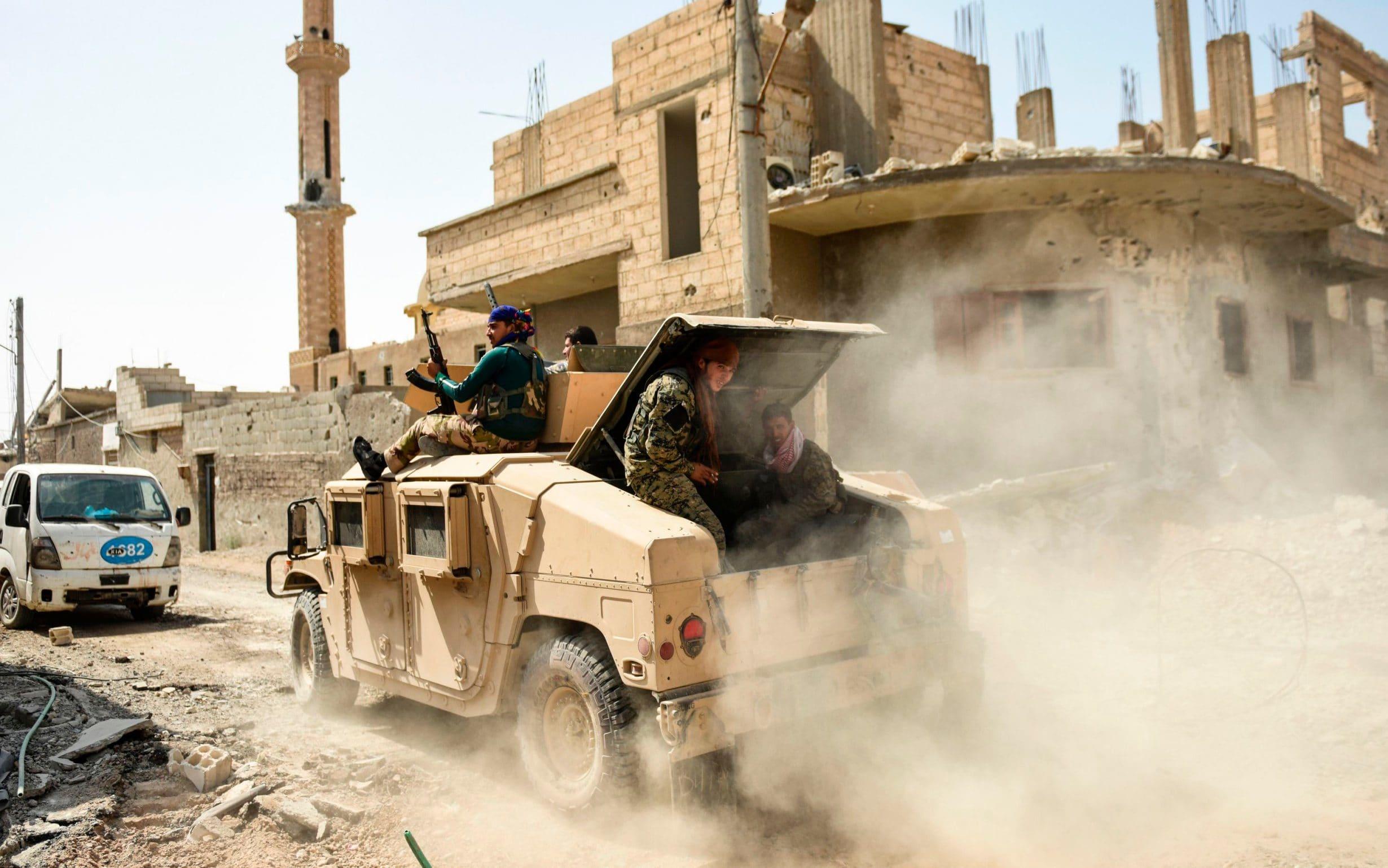 Operasyon bitti: IŞİD Rakka'dan tahliye ediliyor