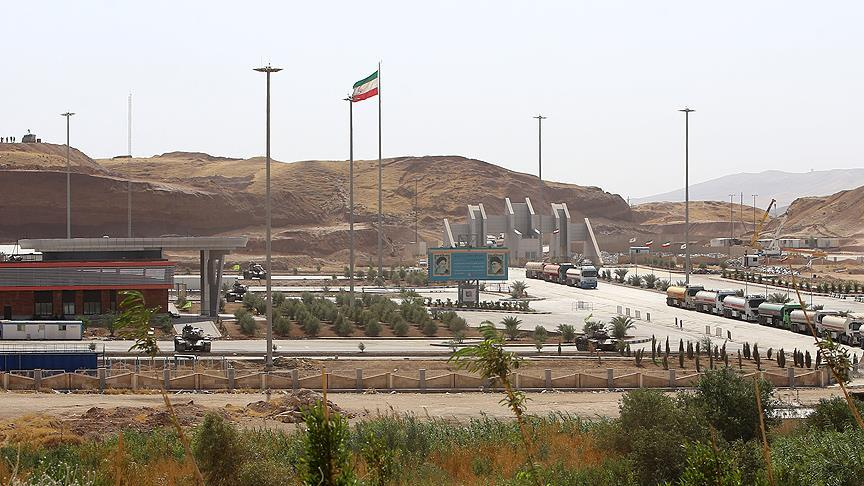 İran, Kürdistan yönetimi ile sınır kapılarından birini kapattı