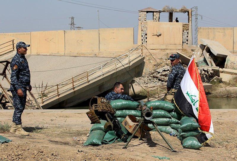 Kerkük operasyonu başladı: Şii milislerin hedefinde petrol var