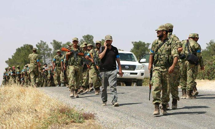 Fırat Kalkanı grupları birbiriyle çatıştı: 'Sultan Murat'ın sınır kapısı ısrarı'