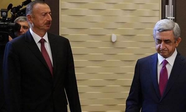 Azerbaycan ve Ermenistan arasında Karabağ görüşmesi