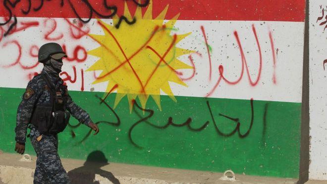 """""""Batılı müttefikleri Barzani'yi yalnız bıraktı"""""""