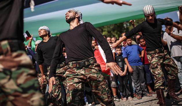Gazze'de askerlik işlemleri başlatılıyor