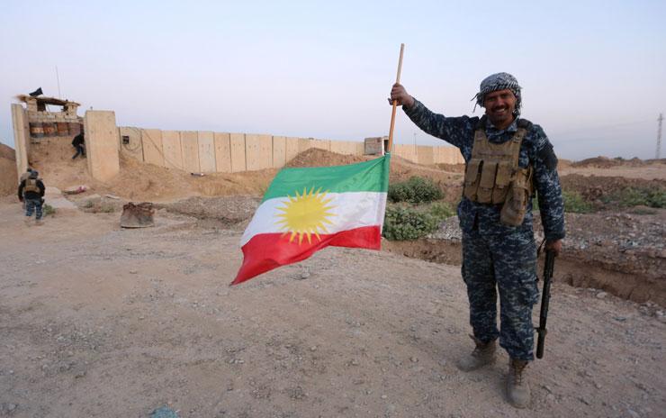 Kerkük'teki petrol kuyuları Bağdat kontrolüne geçti