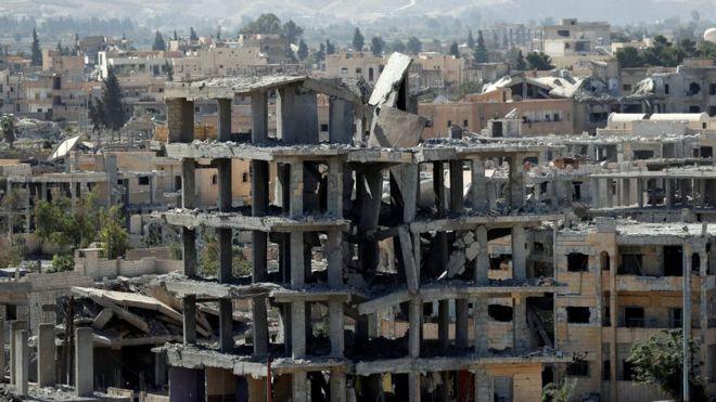 PKK ve ABD, Rakka'da yeni bir savaş tarzı denendi: 'Tüm kenti yok et'