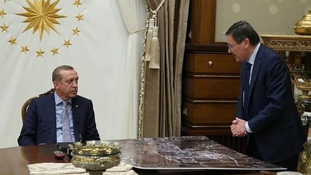 Erdoğan: Melih Bey direnirse neticesi ağır olur