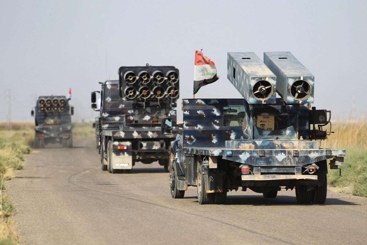 Haşdi Şabi-Peşmerge arasında çatışma: Şii milisler Erbil'e yöneldi!