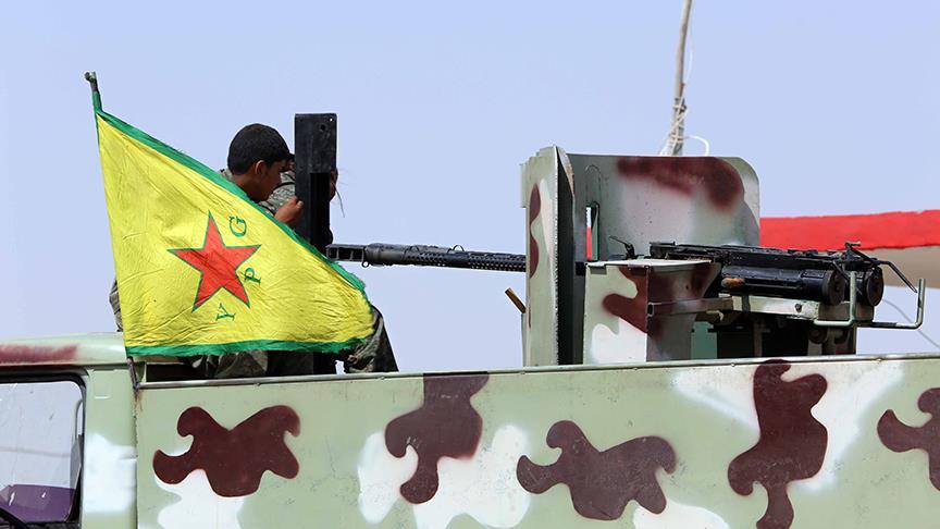 ABD PKK'yı 'tebrik etti'