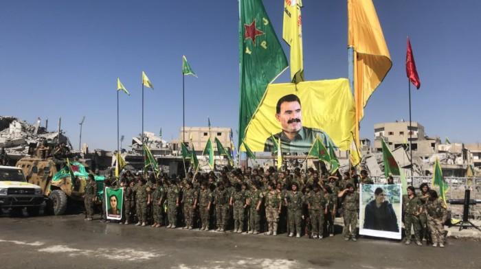 Öcalan posteri 'krizinde' ABD'den tansiyonu düşürme çabası