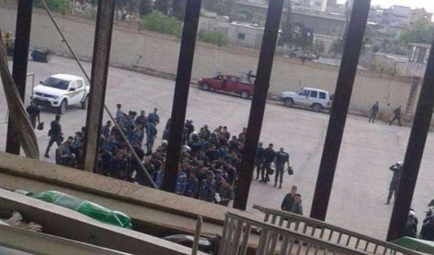 Humus'taki isyan geçici olarak durdu: 'Rejim işkenceyi gizliyor'