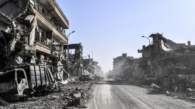 Rusya'dan ABD-PKK ittifakına suçlama: 'Rakka'yı haritadan sildiniz'