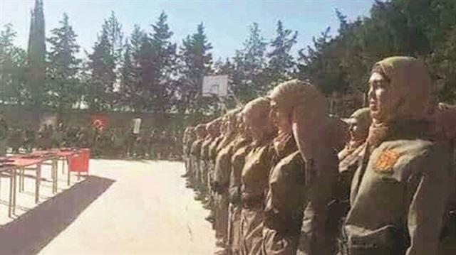 Türkiye'den Suriyeli kadınlara polislik eğitimi