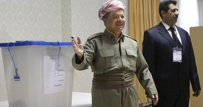 Barzani geri adım attı: 'Referandumu donduralım'